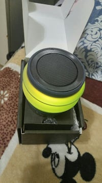 Color Changing Bluetooth Portable Speaker