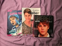 Justin Bieber Collectable Books Butler, 07405