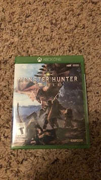 Monster Hunter World  (new) Tomball, 77375