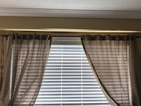 Curtains and rods Whitchurch-Stouffville, L4A 0H9