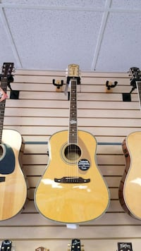 Fender Acoustic Guitar Mississauga