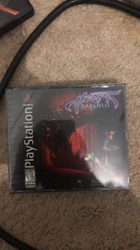 heart of darkness ps1 game Severn, 21144