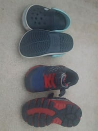toddler shoes - size 5 Vancouver, V5S 0B7
