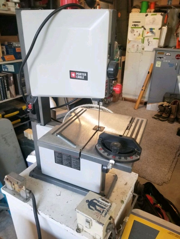 Porter Cable benchtop bandsaw