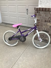 "Magna 20"" Girls Bike With Training Wheels  Rosemount, 55068"