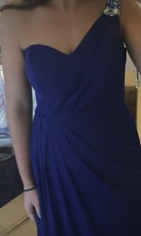 Blue Formal Dress Mississauga, L5N 6K8
