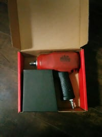 Used mac tools impact gun