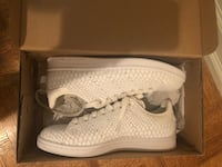 Stan Smith Snake White Adidas Vaughan