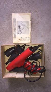 red and black corded power tool El Paso, 79907