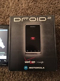 Droid 2 from Verizon - Unlocked with May accessories including Dashboard Holder Stockbridge, 30281