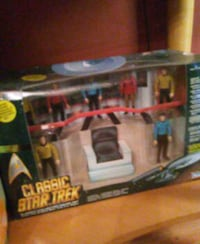 classic star trek character toy collection Margate, 33063