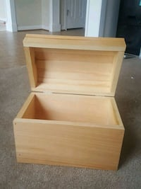 Wooden Box Charles Town, 25414