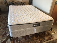 Sealy double bed Langford, V9B 4V5