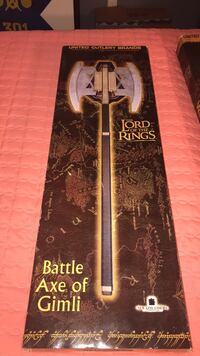 Lord of the Rings Sword 370 mi
