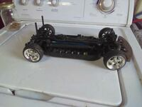 black and gray car scale model Los Angeles, 90039