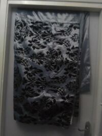 white and black floral area rug Merseyside, WA9 2QZ