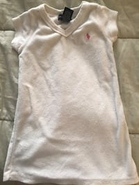 18m polo dress (terry cloth) Columbia, 21044