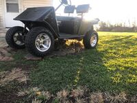88 lifted ezgo golf cart Thurmont, 21788
