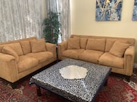 Sofa and love seat Corona, 92881