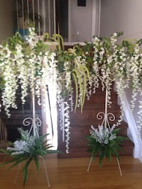 Wedding flowers, designs & decors Edmonton