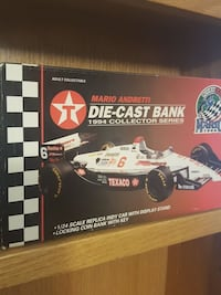 Mario andretti collector bank Phoenix, 85022