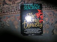 The Soong Dynasty -here is a book about a major player in Chinese/world affairs by Sterling Seagraves Springfield