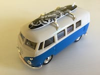 Maqueta Volkswagen T1 Bus 1963 NEX Models Welly Viator