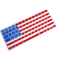 """American Flag Kay Board Cover for Macbook Pro 13"""" or 15"""" Greensboro"""