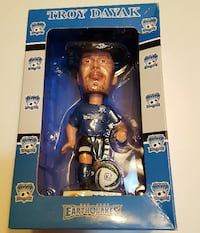 San Jose Earthquakes Troy Dayak Bobble Bobblehead New, sealed San Jose