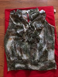 XL women's work tops excellent condition  Sterling, 20164