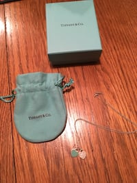 Special deal Tiffany necklace  Ellicott City, 21043