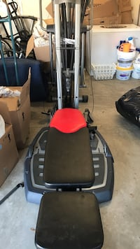 Bowflex ultimate 2 with all accessories Virginia Beach, 23456