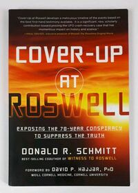 Cover-Up at Roswell   Barrie, L4N 7L8