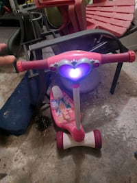 princess scooter with lights and buttons for music Mississauga, L5C 1G8