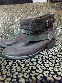 ANKLE BOOTS by ROUTE 66 sz 6 Shawnee, 74804