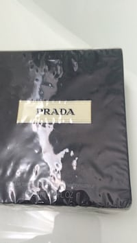 60ml Prada fragrance box Toronto, M4L 1C5