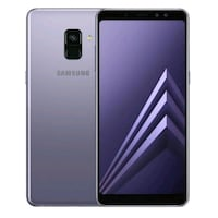 Samsung A8 like new only 1 week old Edmonton, T5B 1S6
