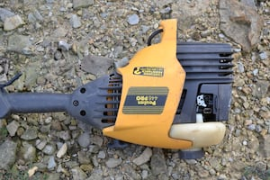 Gas Power Long Chainsaw