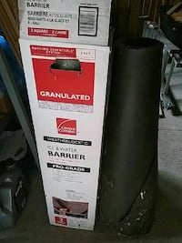 Owens corning ice and water barrier with box Brantford, N3R 7A7