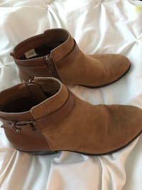 Tan Ankle Boots  Severn, 21144
