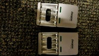 2 batteries chargers North Sioux City, 57049