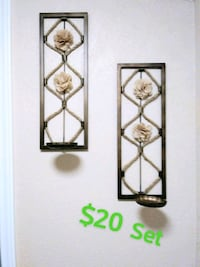Metal Wall Decor $20 Euless, 76040