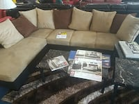 Sectional with free shipping brand new Falls Church, 22041