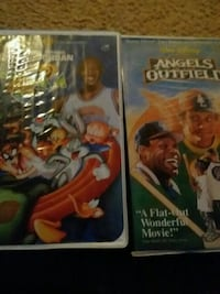 Space jam and Angels in the outfeild Germantown, 20876