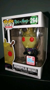 Rick and morty funko pop Toronto