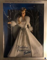 Holiday Barbies *all new in box* Concord, 28269