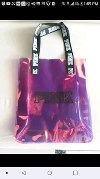 Victoria Secret PINK BAG Washington