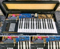 Vintage paia synthesizer in road case Woodstock, 22664