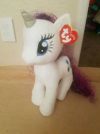 my little pony ty stuffed toy NEW with tag Antioch