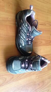 Wind River shoes